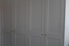 mark falcon 4 door wardrobe no cornice